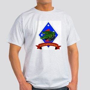 3rd Assault Amphibian Battalion Light T-Shirt