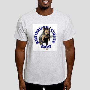 Cattle Dog House Ash Grey T-Shirt