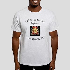 2nd 14th Inf Reg Light T-Shirt