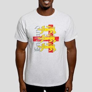 Antiqued 3 Lions T-Shirt