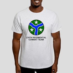 ARNG-278th-RCT-Shirt Light T-Shirt