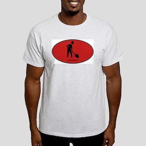 Archaeology (euro-red) Light T-Shirt
