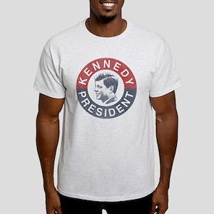 kennedypresident1960-nobg copy Light T-Shirt