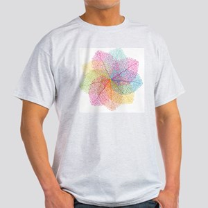 Abstract summer leaves Light T-Shirt