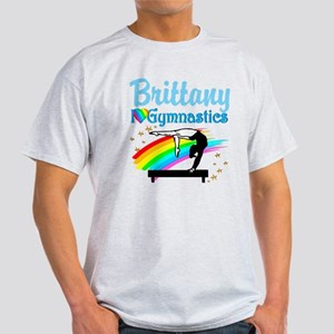 GRACEFUL GYMNAST Light T-Shirt