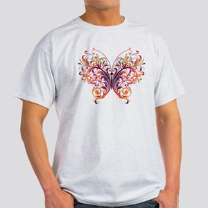 Scroll Butterfly T-Shirt