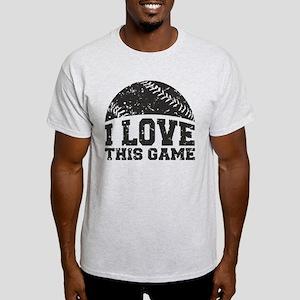 I Love This Game Light T-Shirt