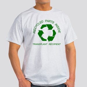 Recycled Parts Inside Light T-Shirt