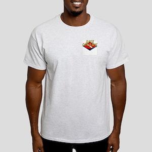 Dive Cayman Brac (PK) Light T-Shirt