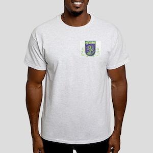 St. Urho Coat of Arms Light T-Shirt