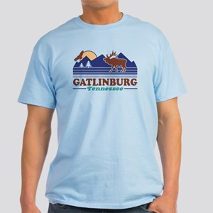 Gatlinburg Tennessee Light T-Shirt