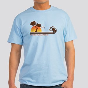Riviera Maya Mexico Light T-Shirt