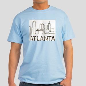 Vintage Atlanta Light T-Shirt