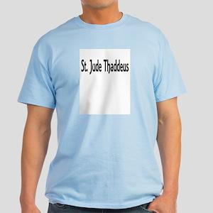 St. Jude Thaddeus Light T-Shirt