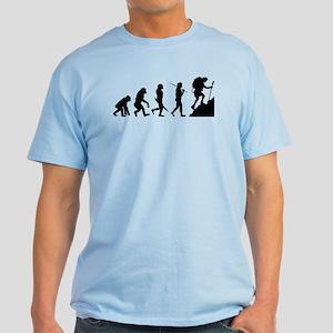 Evolution - Hiker Light T-Shirt