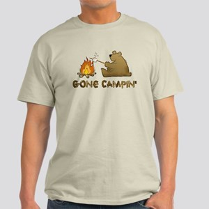Gone Campin' Light T-Shirt
