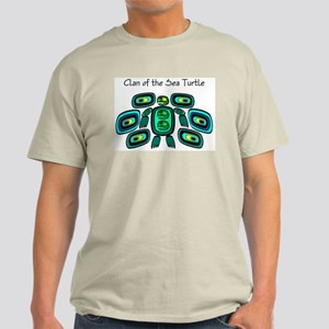 TURTLE CLAN Light T-Shirt