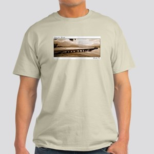Hanalei Pier Men's Light T-Shirt