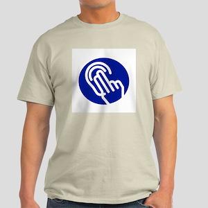 Deaf/HOH Ash Grey T-Shirt