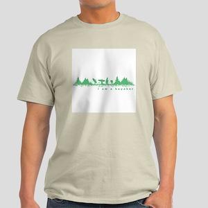 I am a Kayaker Light T-Shirt