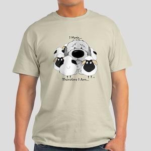 Sheepdog - I Herd... Light T-Shirt