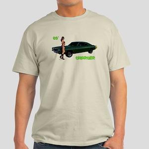 69 Charger Pinup T-Shirt