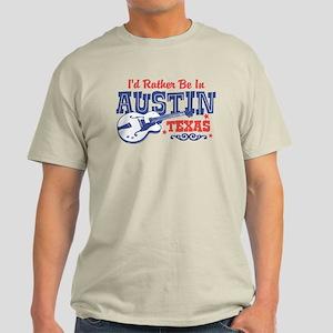 Austin Texas Light T-Shirt