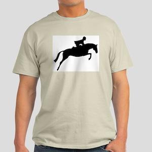 h/j horse & rider Light T-Shirt