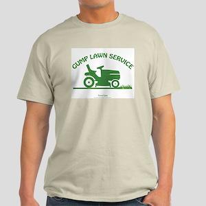 Gump Lawn Service Light T-Shirt