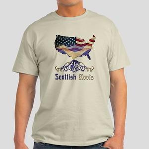 American Scottish Roots Light T-Shirt