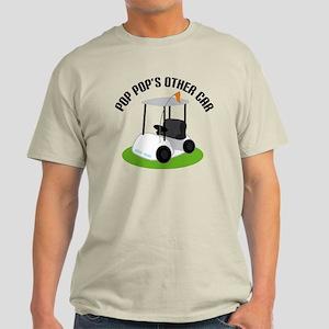 PopPop Golf Cart Light T-Shirt
