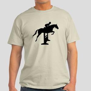 Hunter Jumper Over Fences Light T-Shirt