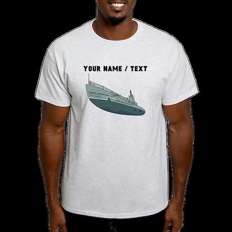 Custom navy ship t shirt by usmilitarygifts for Custom t shirts international shipping