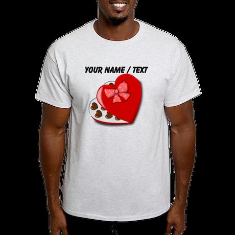 Custom Heart Chocolate Box T-Shirt