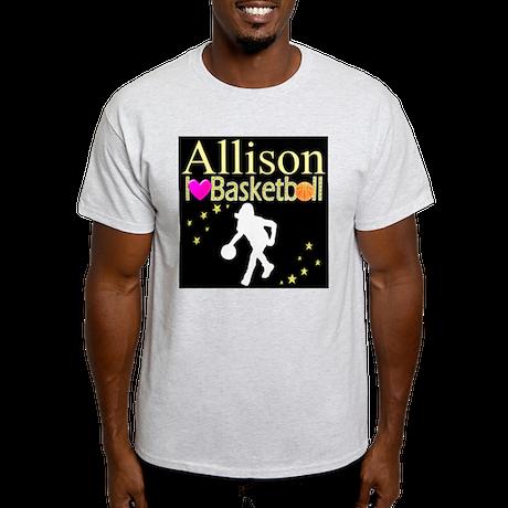 BASKETBALL GIRL Light T-Shirt