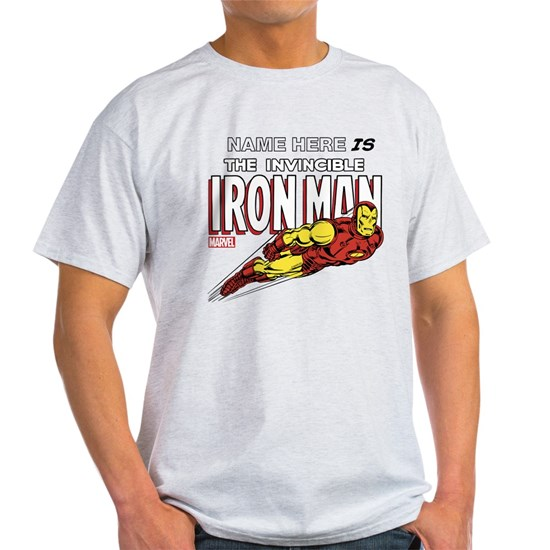 292313_Personalized Invincible Iron Man