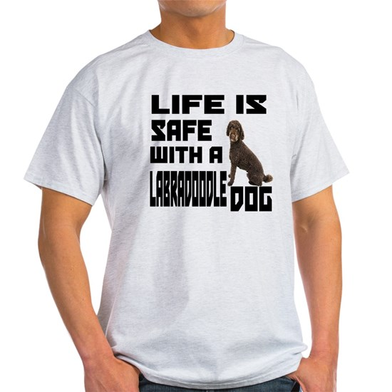 Life Is Safe With A Labradoodle Dog