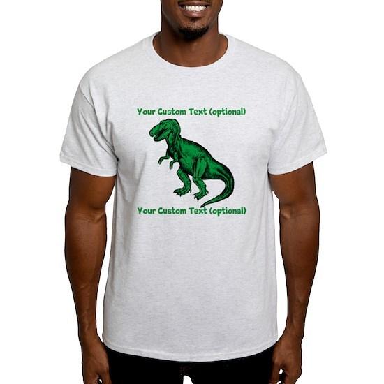 CUSTOM TEXT T-Rex