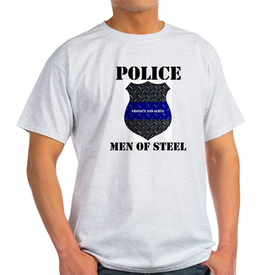 Police Men Of Steel