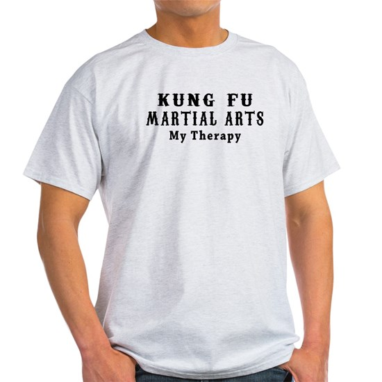 Kung Fu Martial Arts My Therapy
