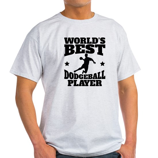 Worlds Best Dodgeball Player