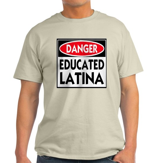 DANGER EDUCATED -- T-Shirt