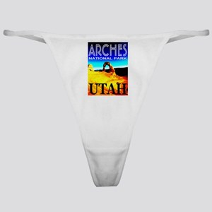 Arches National Park, Utah Classic Thong