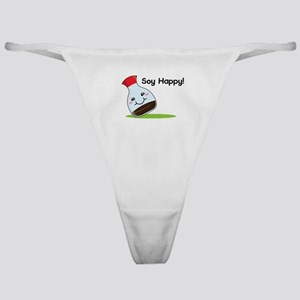 Soy Happy Classic Thong