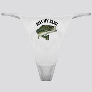 Kiss My Bass Classic Thong