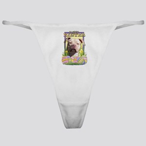Easter Egg Cookies - Pitbull Classic Thong