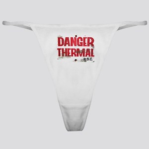 Danger Thermal (Hot) Classic Thong
