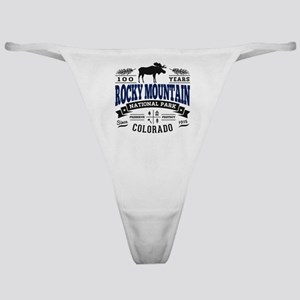 Rocky Mountain Vintage Classic Thong