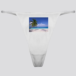 Tropical Beach Classic Thong
