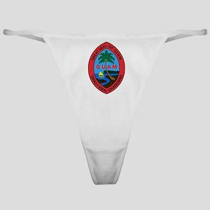 Guam T-Back Panties